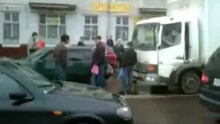 Zadyma na ulicy po Rosyjsku