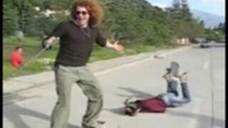 Longboarding : Twarzą o asfalt