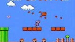 Ninja w Super Mario
