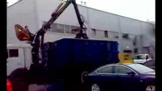 Kara za złe parkowanie w Rosji #2