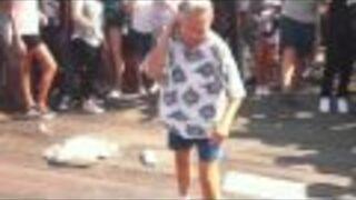Breakdanceowa babcia