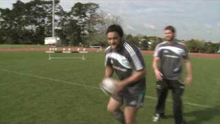 Jak trenują rugbyści