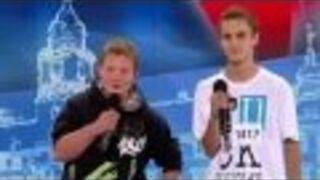 TG Squad (wodzionka) - Mam Talent