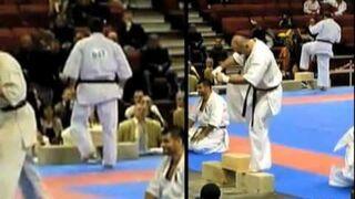 Karate FAIL
