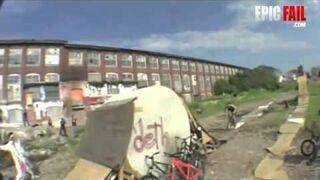 Extreme BMX Fail