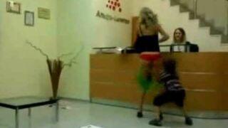 Z rozwydrzonym dzieckiem do biura- Taking your adhd kid to meeting