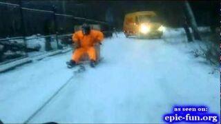 Winter Fun in Poland