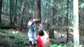 Drzewo się zemściło! FAIL