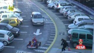 Mario Kart 2 - Teaser (Rémi GAILLARD)