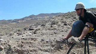 Szalona jazda na bicyklu
