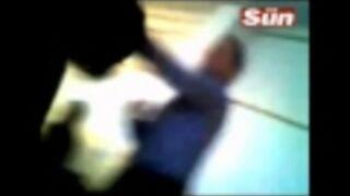 Nauczyciel stuknął ucznia z bańki
