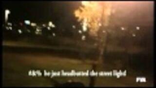 FVA- Drunk Poledancing Fail