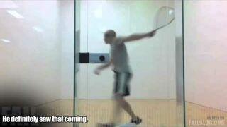 Racquetball FAIL