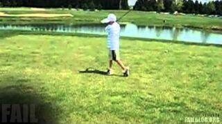 Golf Tip FAIL