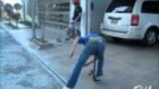 FVA- Skater Fail