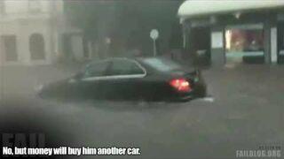 Waterproof Car FAIL