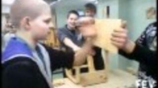 FEV - Teaching Karate Fail