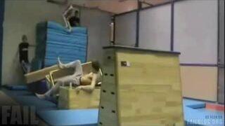 Acrobatic FAIL