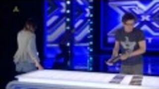 Czesław wariuje w X-Factor