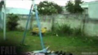 Swing Jump FAIL