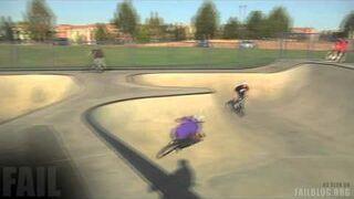 Skate Park FAIL
