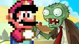 Mario vs. Plants vs. Zombies