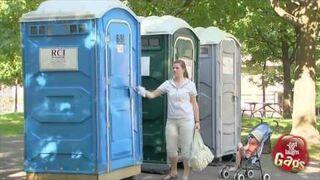 Ukryta kamera: Teleporting toilet