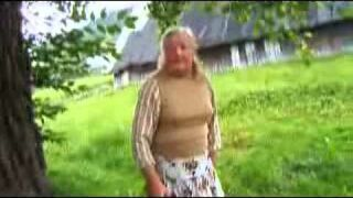 Wkurzona babcia