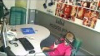 Rosyjska prezenterka radiowa