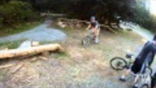 Mountain Bike Headshot