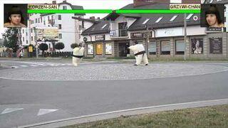SUMO FIGHT   WARSZAWA