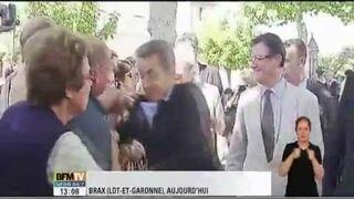 Sarkozy w kłopotach