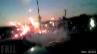 Bootleg Fireworks FAIL