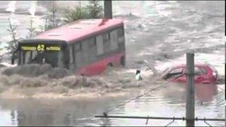 Ten autobus zawsze zdąża na czas!