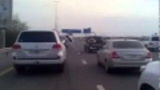 Autostrada w Dubaju
