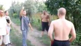 Russian High Kick