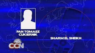 Comedy Central News - Polacy w Egipcie