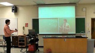 Zabawny wykład