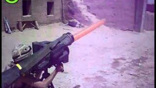 Hilarious Javelin Missile @Afghanistan