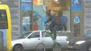Wysoki rower
