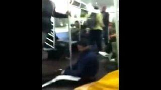 Jazda w metrze