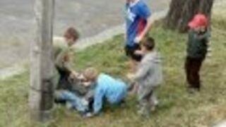 Kids fight club