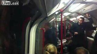 Tańczący w metrze - Jak sobie radzić