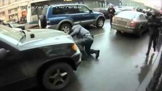 Cop Pwned FAIL