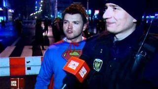 Superbohater czuwa!