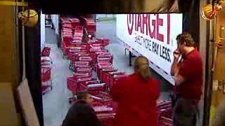 Wpadka z koszykami sklepowymi