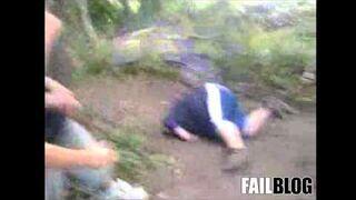 Tiny Jump FAIL