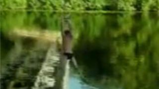Russian Tarzan Fail