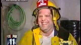 Pożar w domu pełnym marihuany
