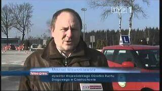 Wypadek w W.O.R.D. Częstochowa